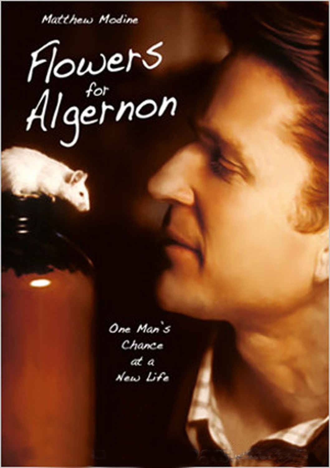 Charlie Gordon Flowers for Algernon Movie