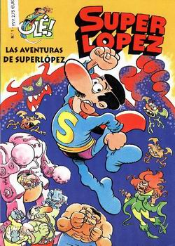 Superlópez #01. Las aventuras de Superlópez