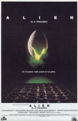 Alien, el Octavo Pasajero