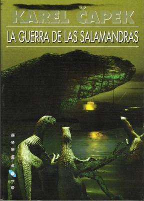 La Guerra de las Salamandras