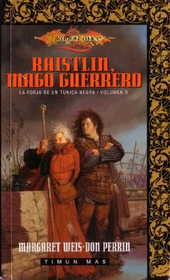 Raistlin, Mago guerrero